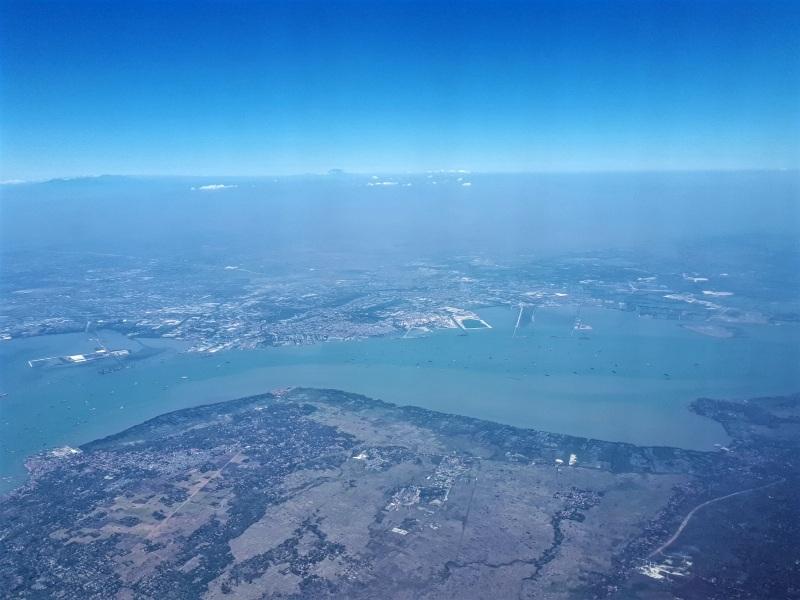 surabaya sky view