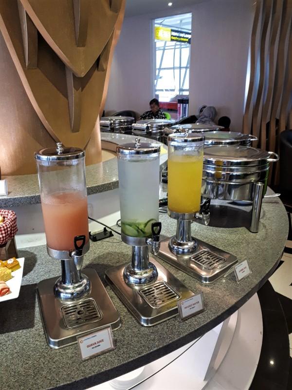 juice concordia premier lounge