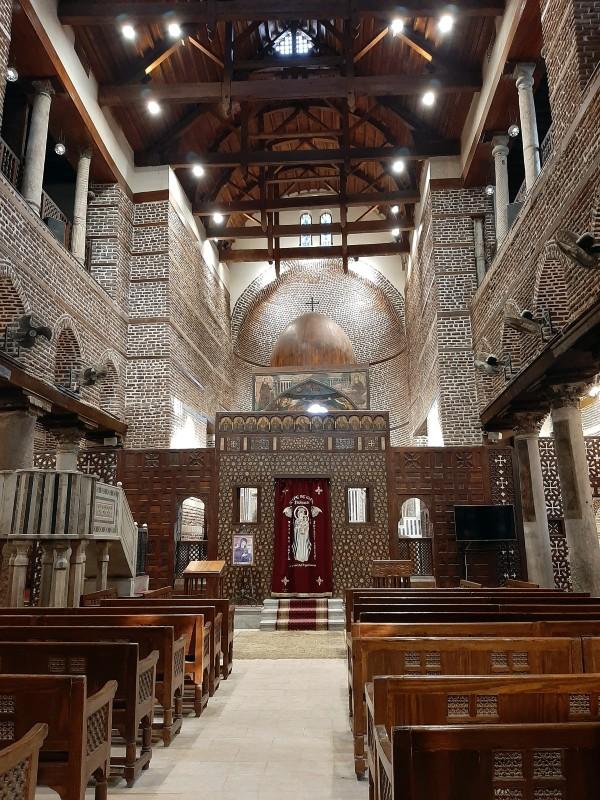 st sergius abu serga church
