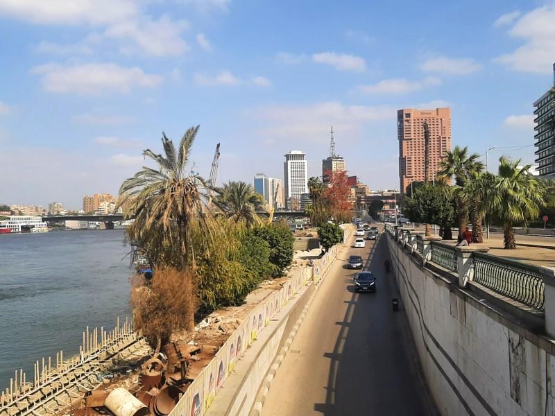 walk cairo