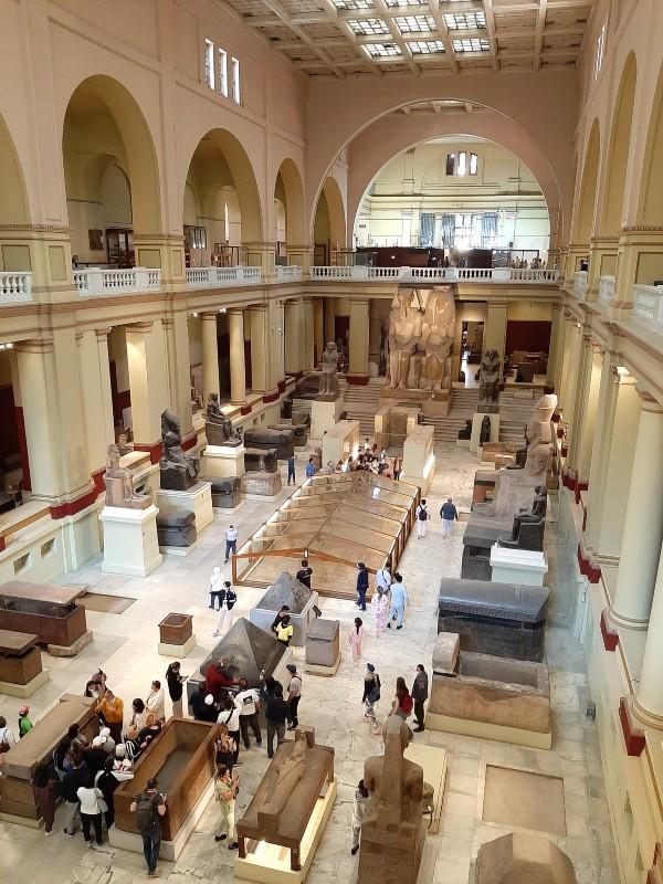 egyptian museum cairo