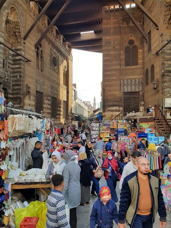 muizz street cairo old town trip report