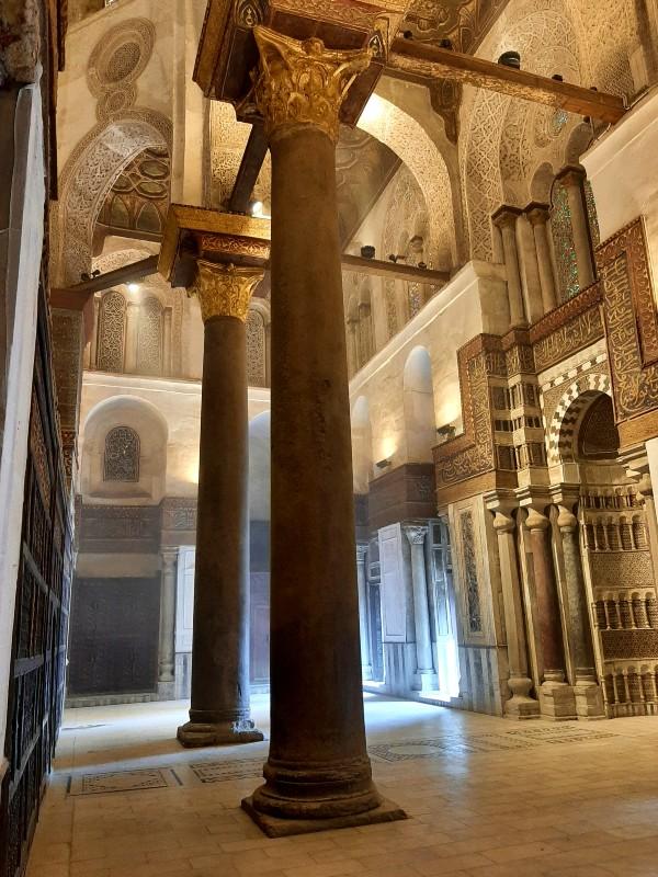 qalawun mausoleum islamic cairo old town