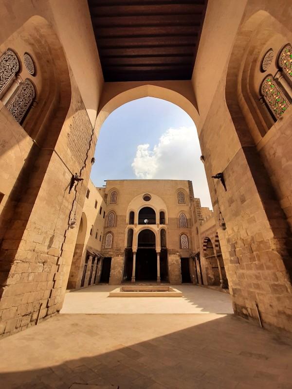barquq mosque madrasa
