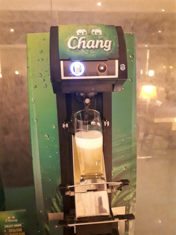 draught beer machine