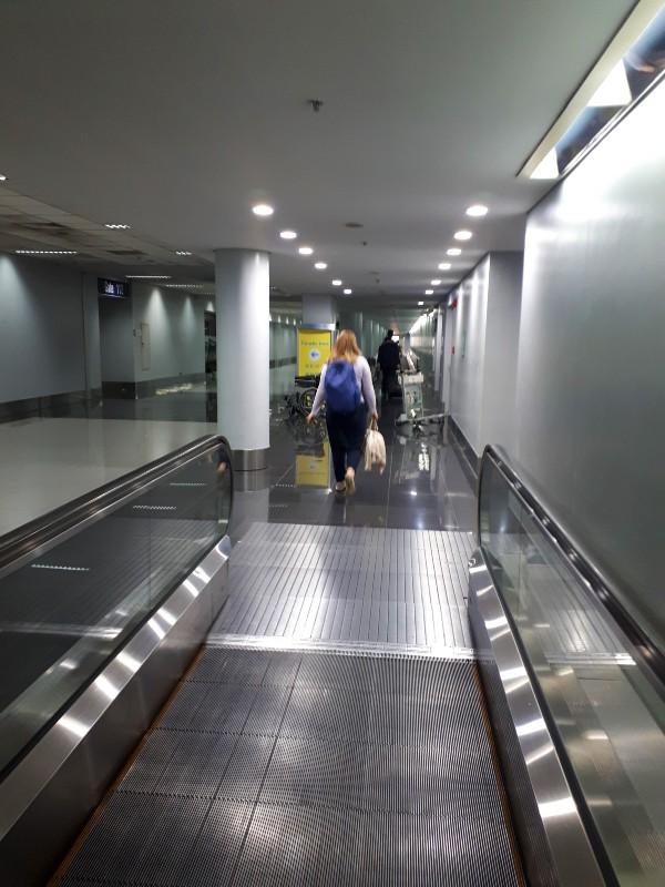 manila airport arrivals