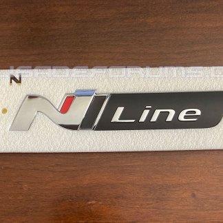 n-line badge for palisade