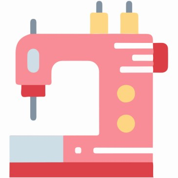 sewing-machine graphic