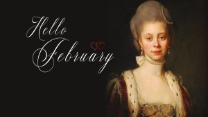 Queen Charlotte in February