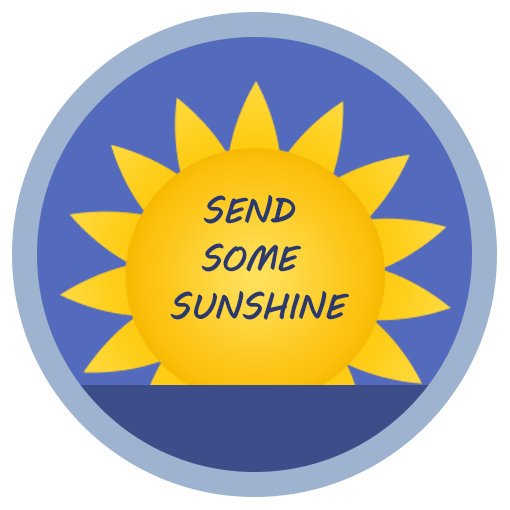 Send Some Sunshine Icon
