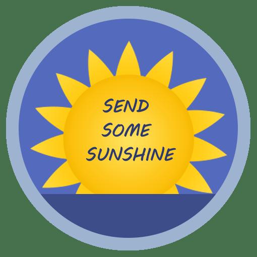 Send Some Sunshine Icon