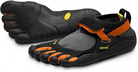 "Vibram FiveFingers - ""Crazy Monkey Shoes"" | Paljasjalkakengät.net"