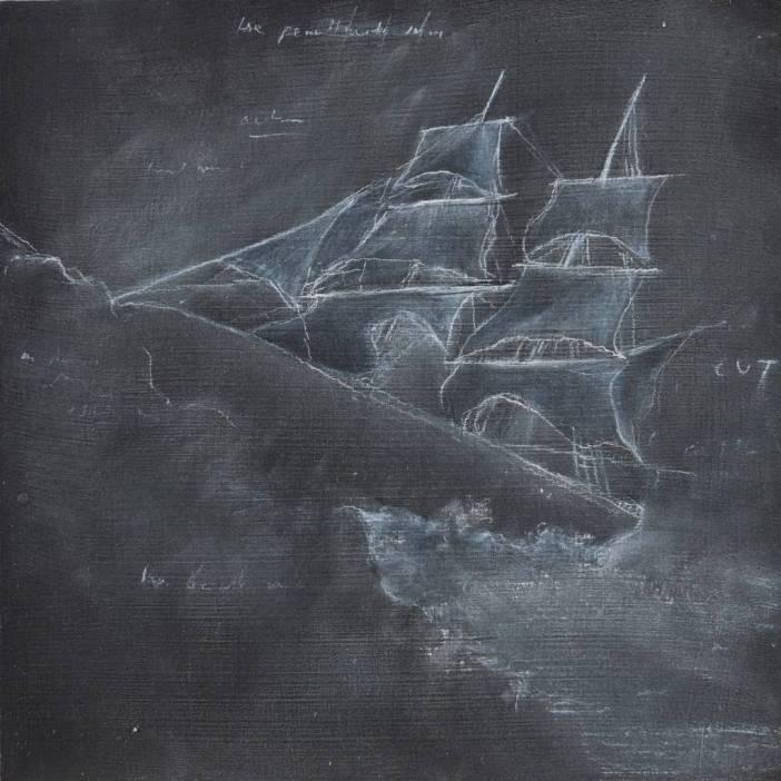 Tacita Dean, Disappearance at Sea (Model Modern Art Gallery) 2020