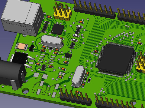 How to find PCB components 3D model? 1