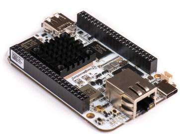 Beaglebone AI Hardware