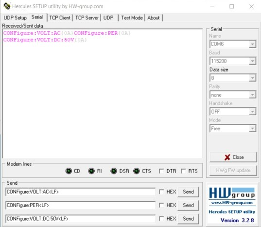 OWON XDM1041 Programmable Multimeter 2
