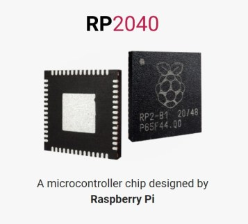 RP2040 - Low Cost Microcontroller by RASPBERRY PI 1