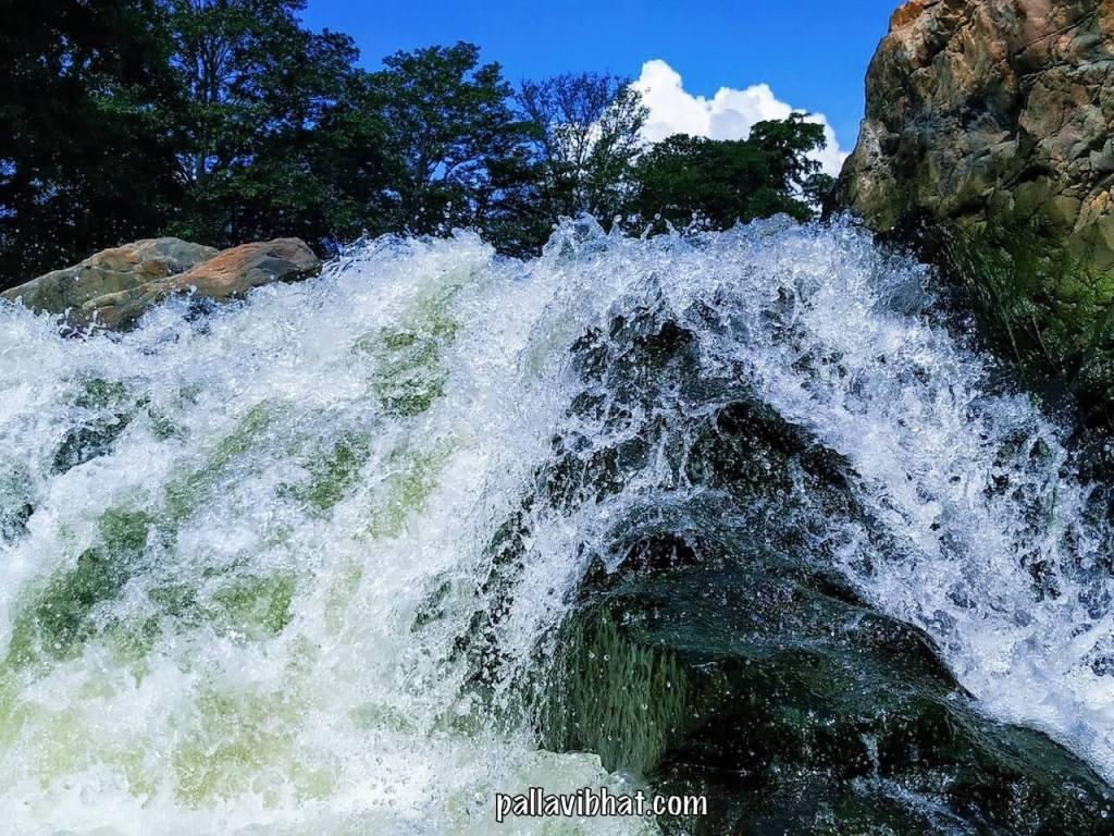 Beauty of Hogenakkal Falls