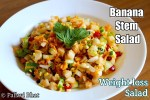 Banana Stem Salad