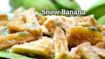 Snow Banana