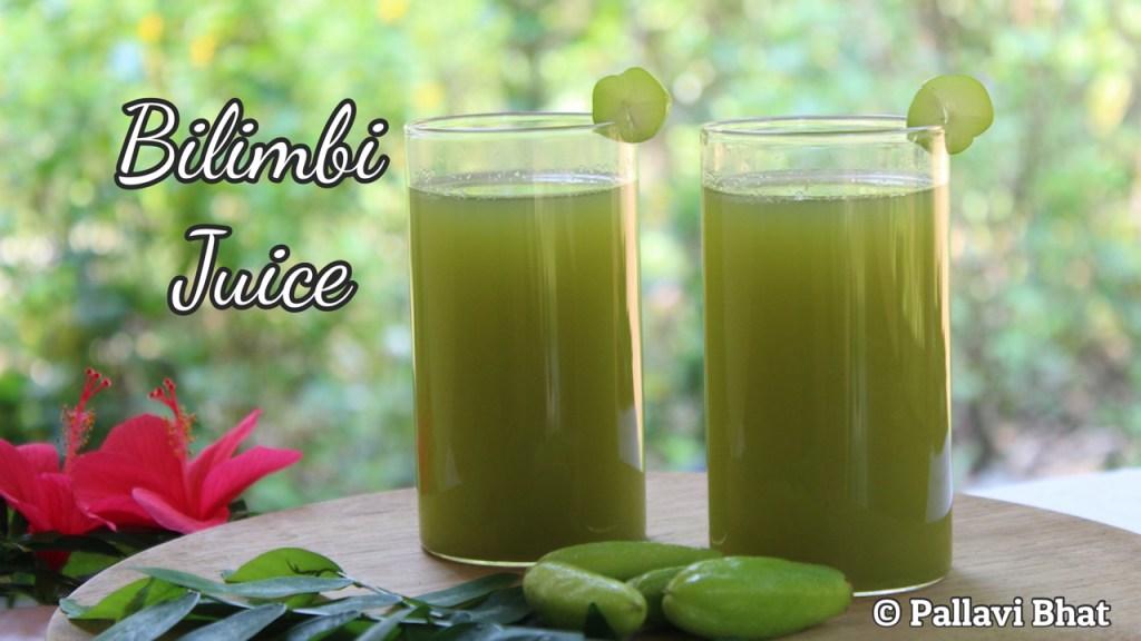 Bilimbi Juice