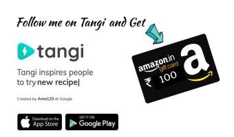 Tangi Giveaway