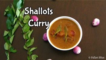 Shallots Curry