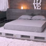 Palletbed 1 laag