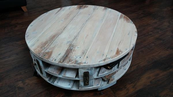 round coffee table with storage – massagroup.co