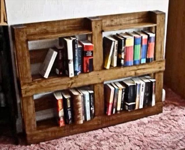 title | Pallet Bookshelf