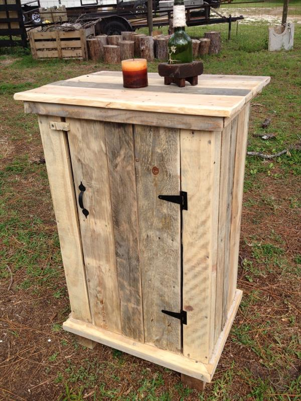 Cabinet Doors Made Out Of Pallets | Nrtradiant.com