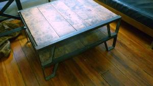 Industrial Pallet Coffee Table Pallet Furniture Plans