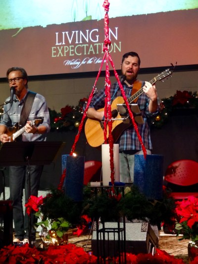 Contemporary Worship Advent