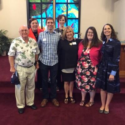 Meg Pabst Ordination