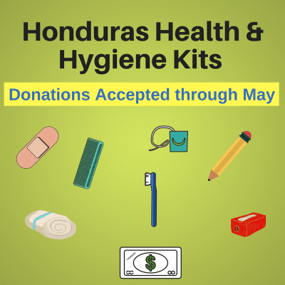 Honduras, Health Kit