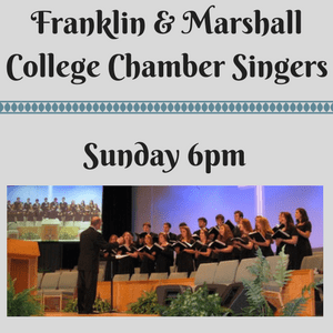 Franklin & Marshall College Chamber Singers