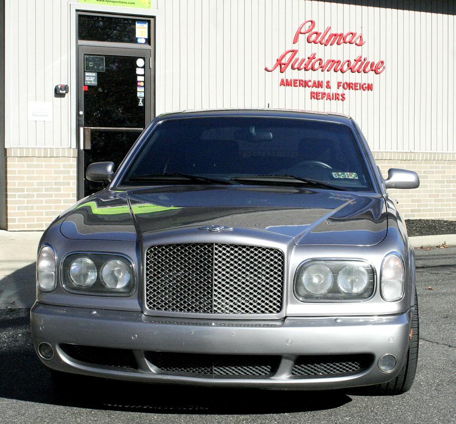 2003 Bentley Arnage T-14