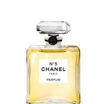 N°5 Chanel Parfum Bottle
