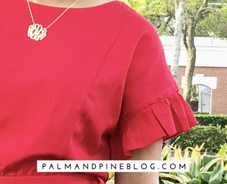 Forever 21_Red_Wrap_Dress