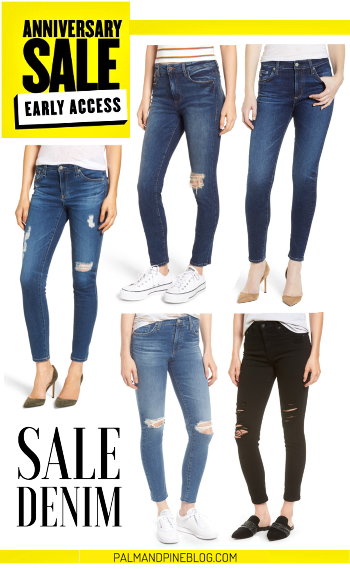 Nordstrom Anniversary Sale Denim Picks