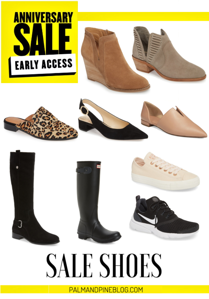 Nordstrom Anniversary Sale Shoes Picks