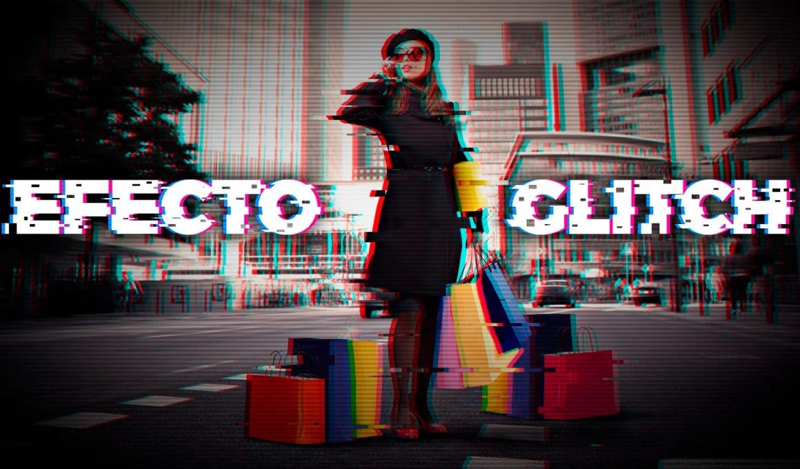 Photoshop Tutorial Cómo crear el Efecto Glith sobre Imagen