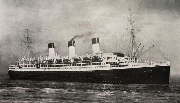 Cap Arcona desde Wikipedia