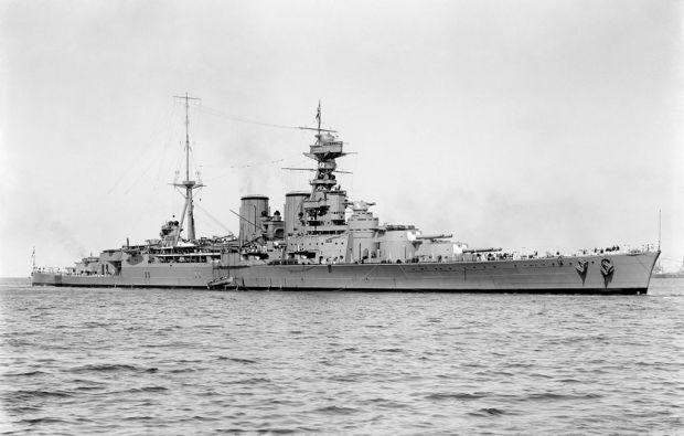 HMS HOOD DESDE WIKIPEDIA