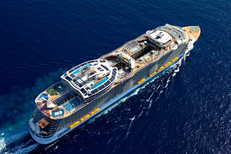 Casino Cruises aboard Oasis of the Seas