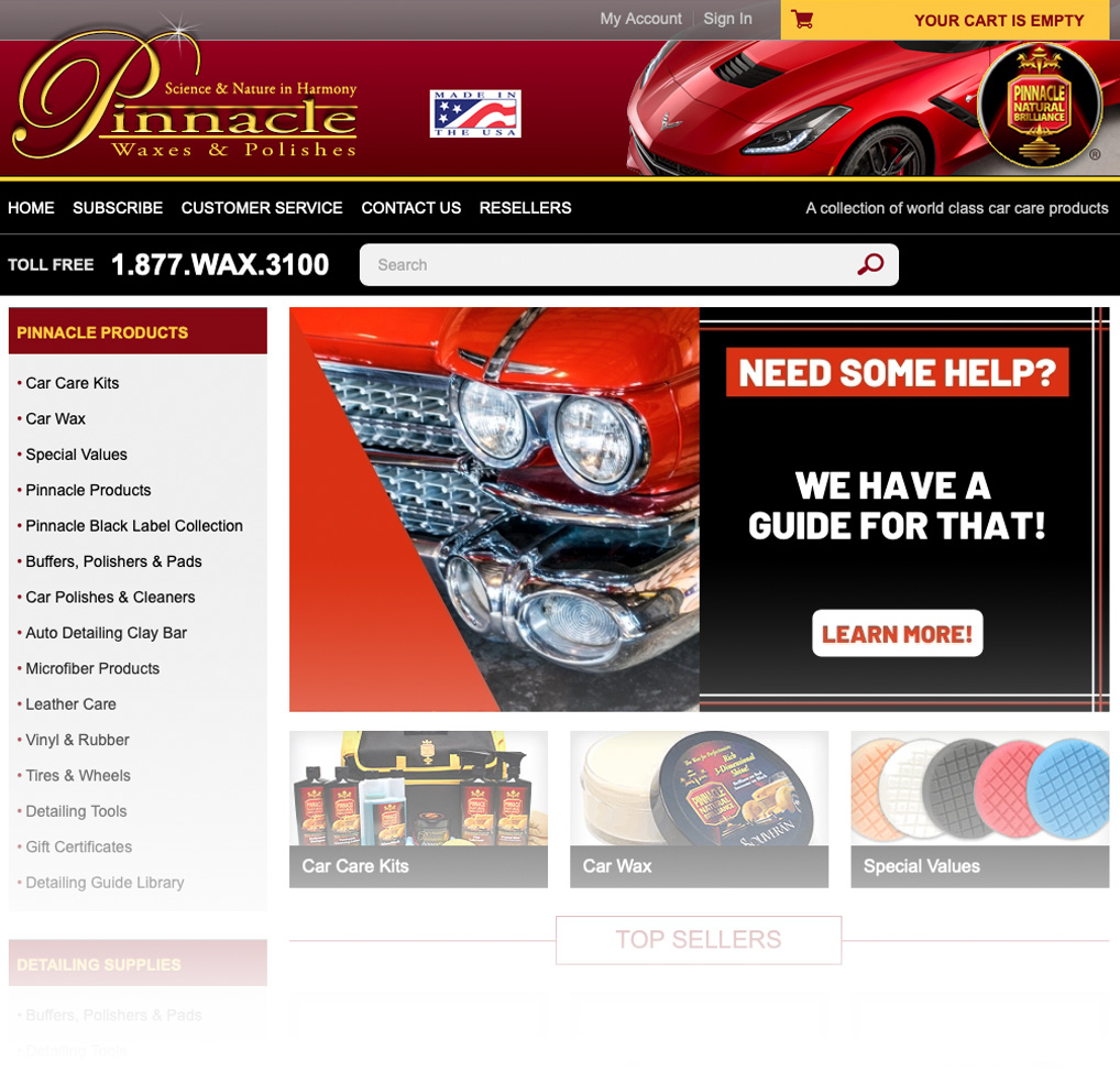 Pinnacle Car Care