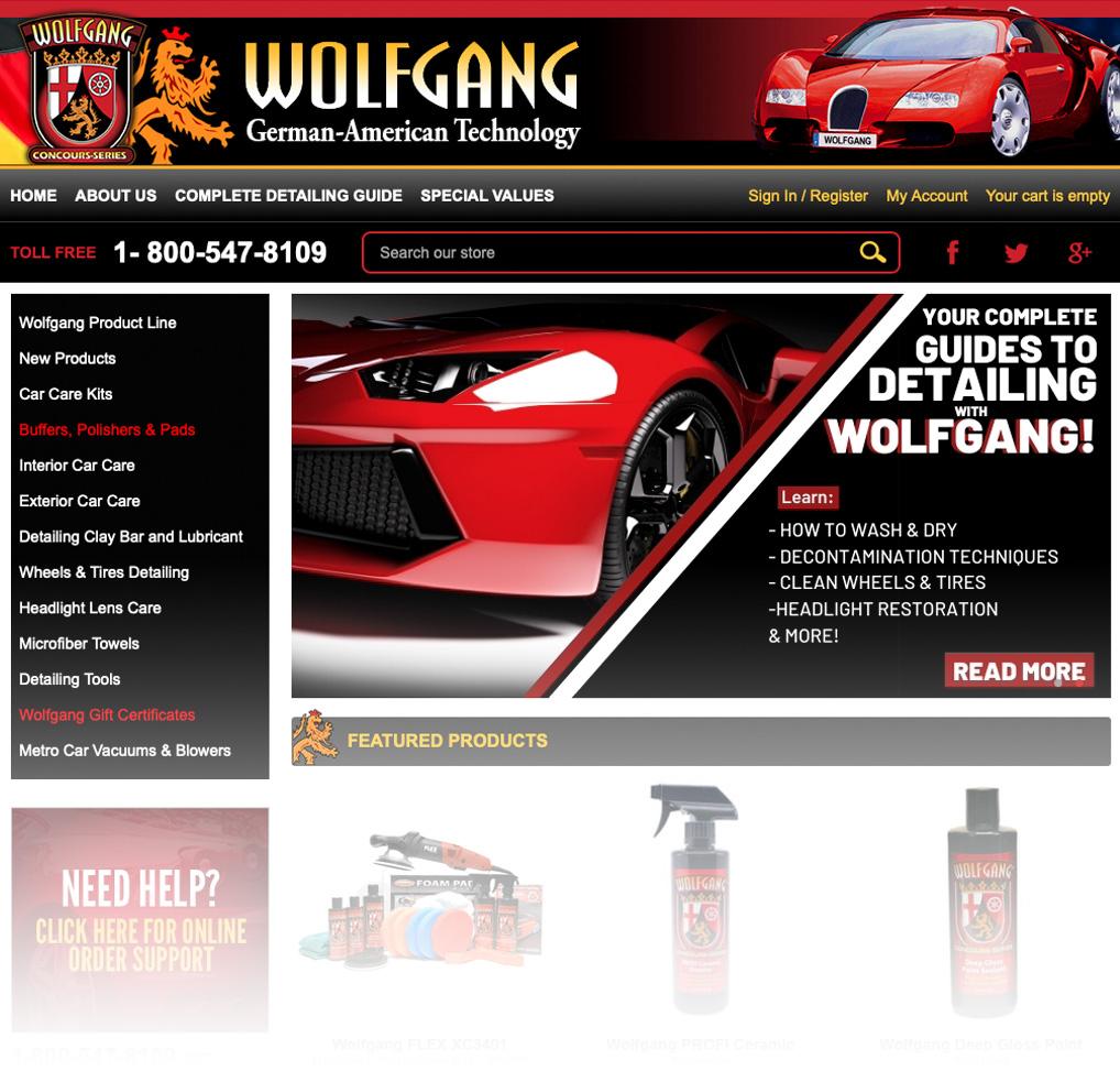 Wolfgang Car Care