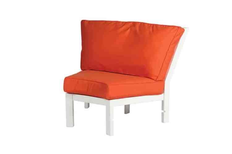 Sanibel Deep Seating 45 Degree Corner Lounge