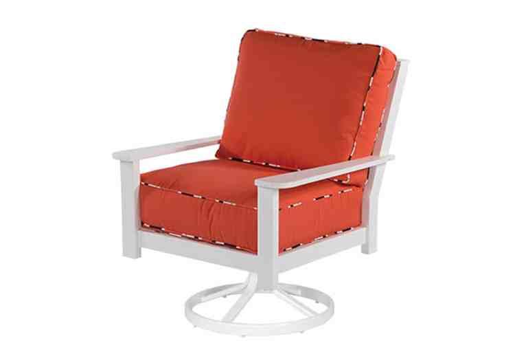 Sanibel Deep Seating Swivel Lounge Chair