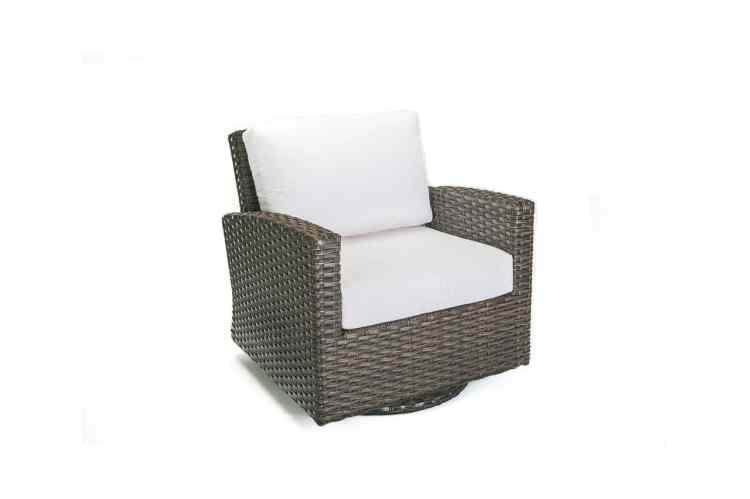 Bonita Swivel Chair Oak